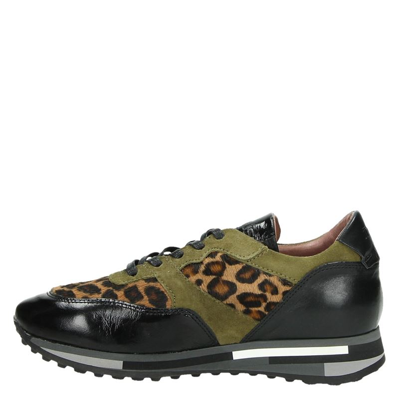 Mjus - Lage sneakers - Bruin