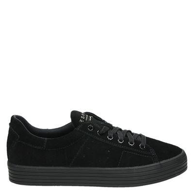 Esprit dames sneakers zwart