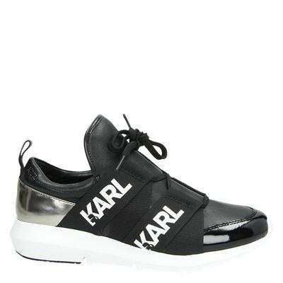 Karl Lagerfeld dames sneakers zwart