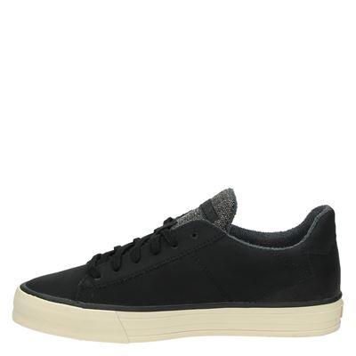 Esprit dames lage sneakers Zwart