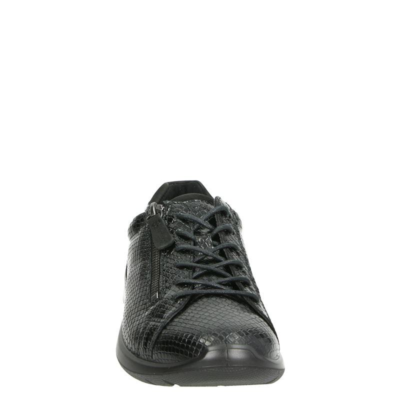 Ecco Soft 5 - Lage sneakers - Zwart