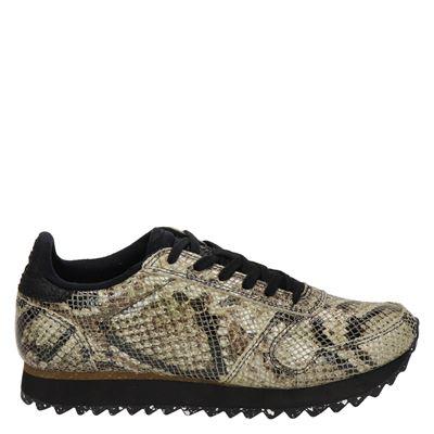Woden Ydun Snake - Lage sneakers