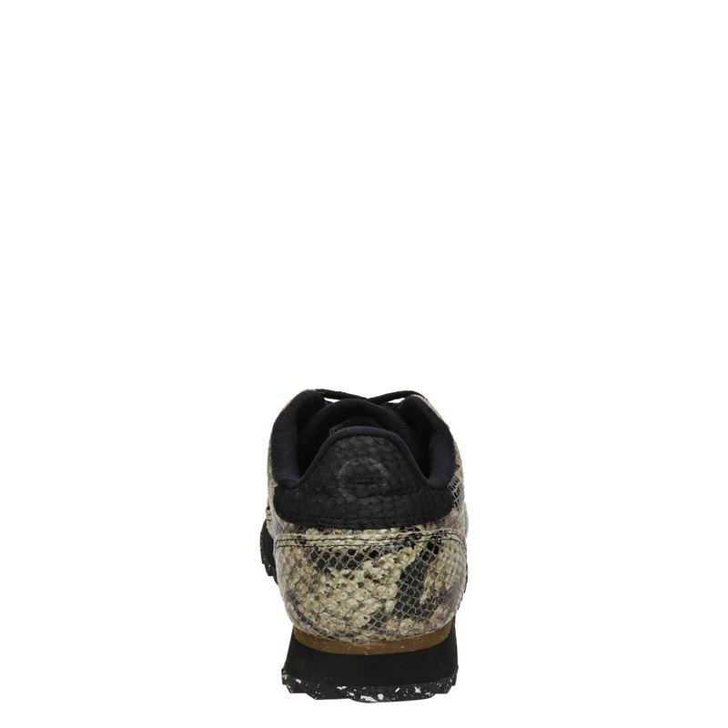 Woden Ydun Snake - Lage sneakers - Beige