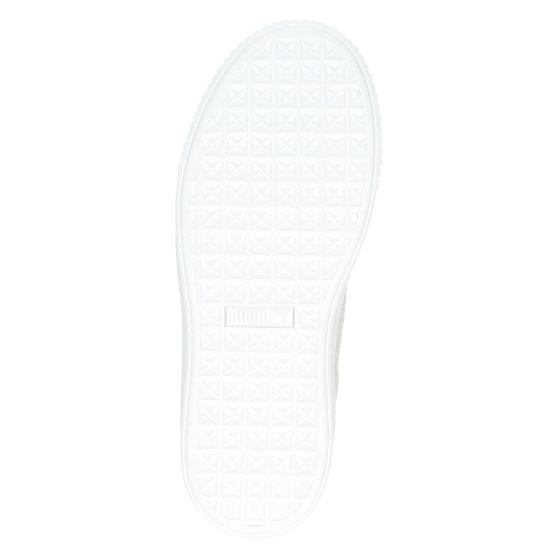 3d28245b366 Puma Basket Platform Core dames lage sneakers. Previous