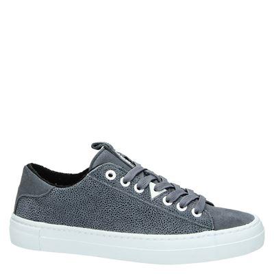 Hub dames lage sneakers Blauw