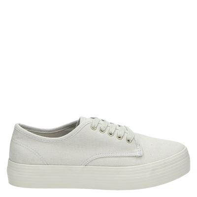Hobb's dames sneakers grijs