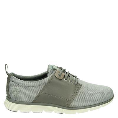 Timberland dames veterschoenen grijs