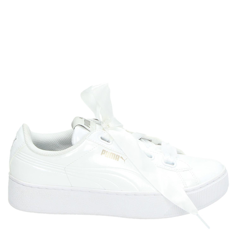 Baskets Puma Pour Femme - Blanc - 40 Eu 9P15Atkty