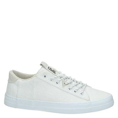Hub dames lage sneakers Wit