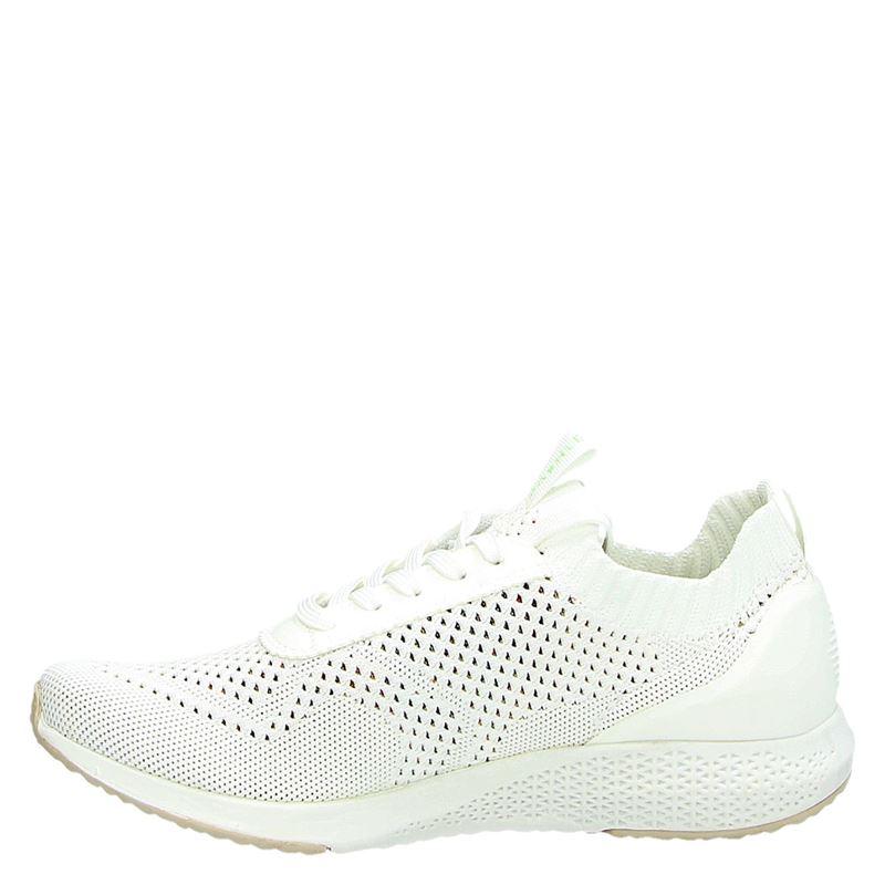 Tamaris - Hoge sneakers - Wit