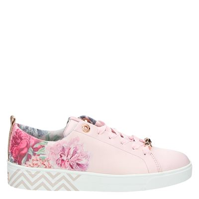 Ted Baker dames sneakers roze