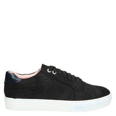 Hobb's dames sneakers zwart