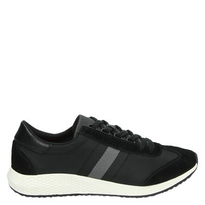 Tamaris dames sneakers zwart