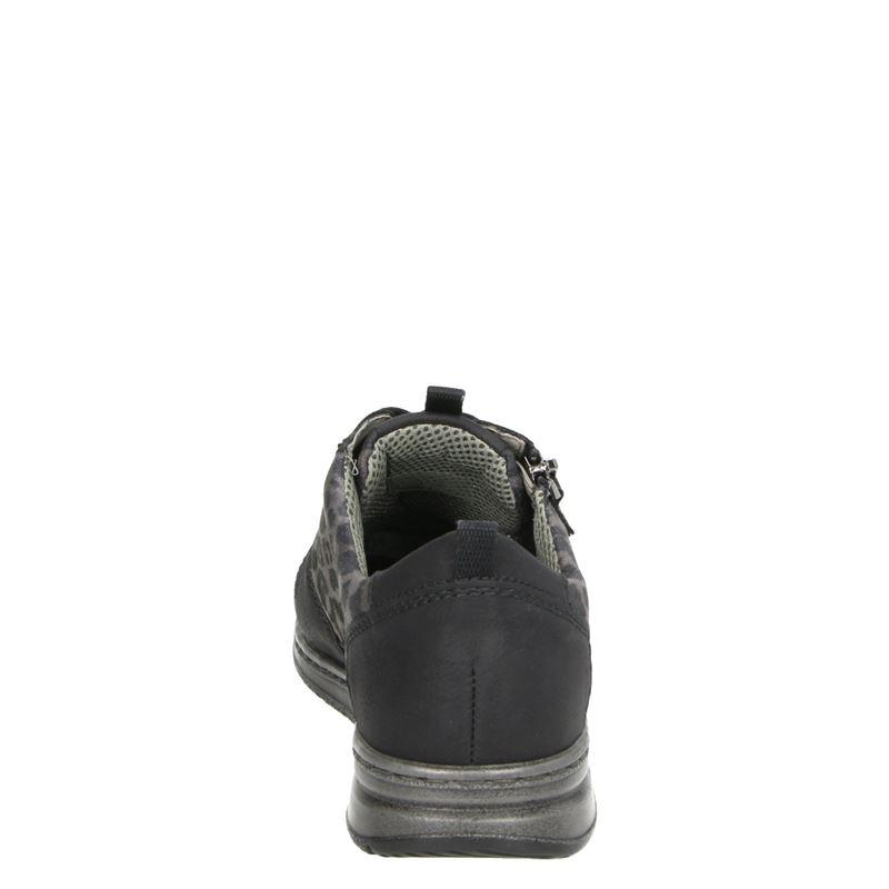 Jenny - Lage sneakers - Zwart