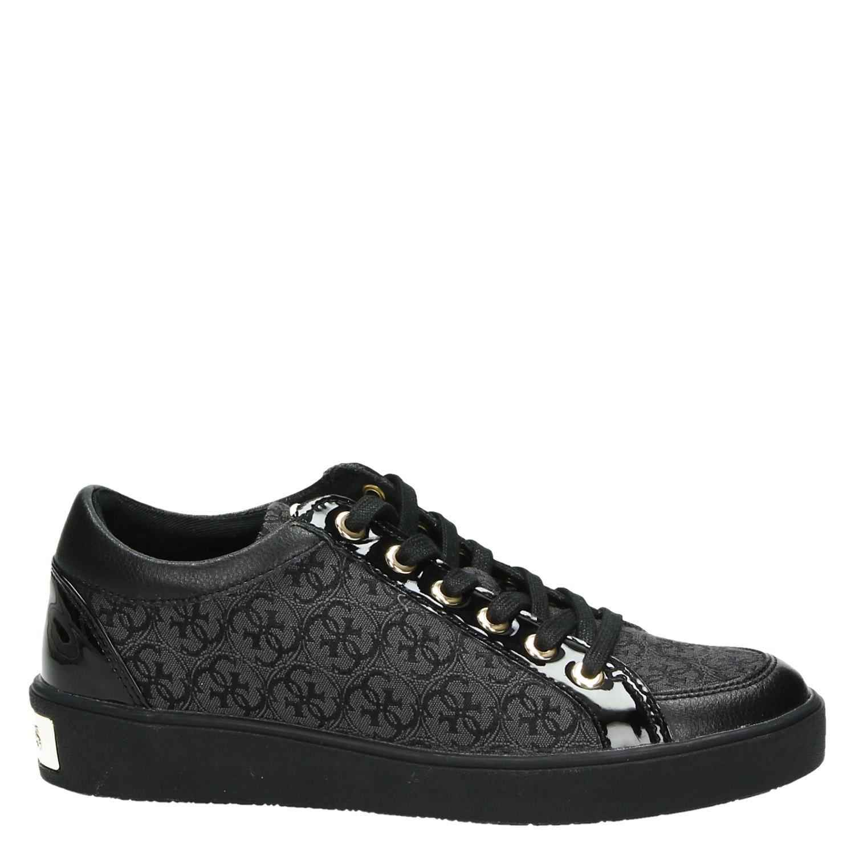 Lage Sneakers Shoemixx Zwart Glinna Guess nl lTF3uc5JK1