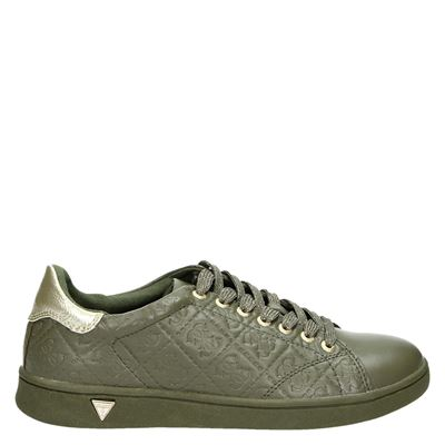 Guess dames sneakers groen