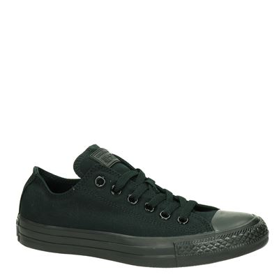 Converse All Star - Lage sneakers voor dames - Zwart - Nelson.nl