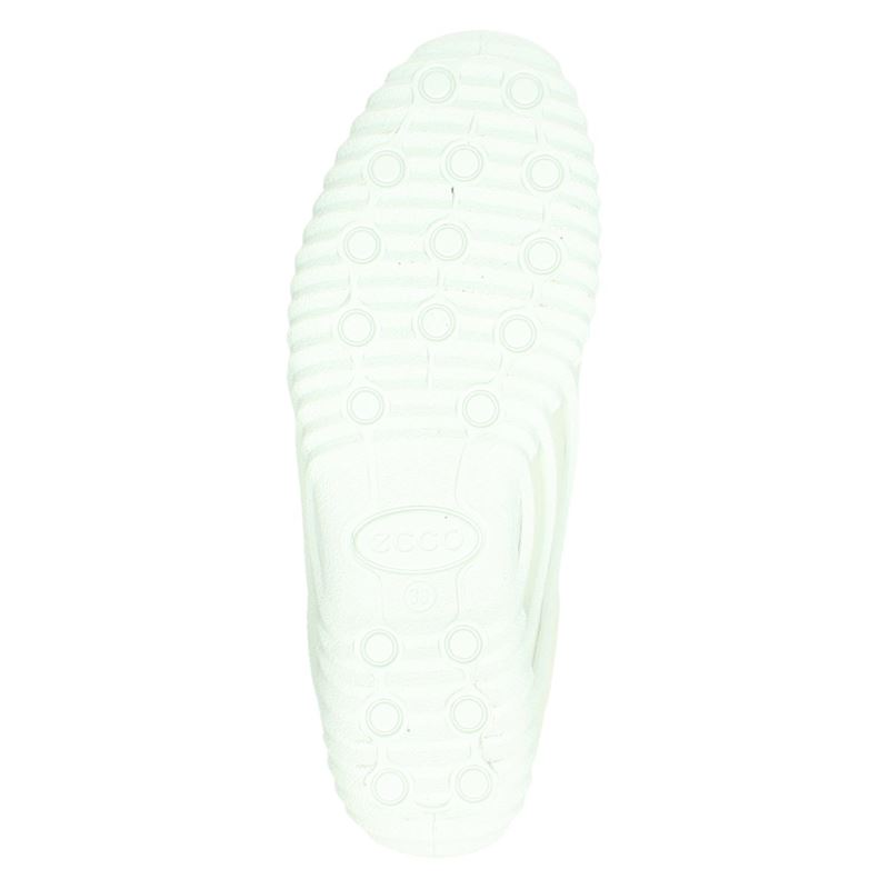 Ecco Vibration 1.0 - Lage sneakers - Wit