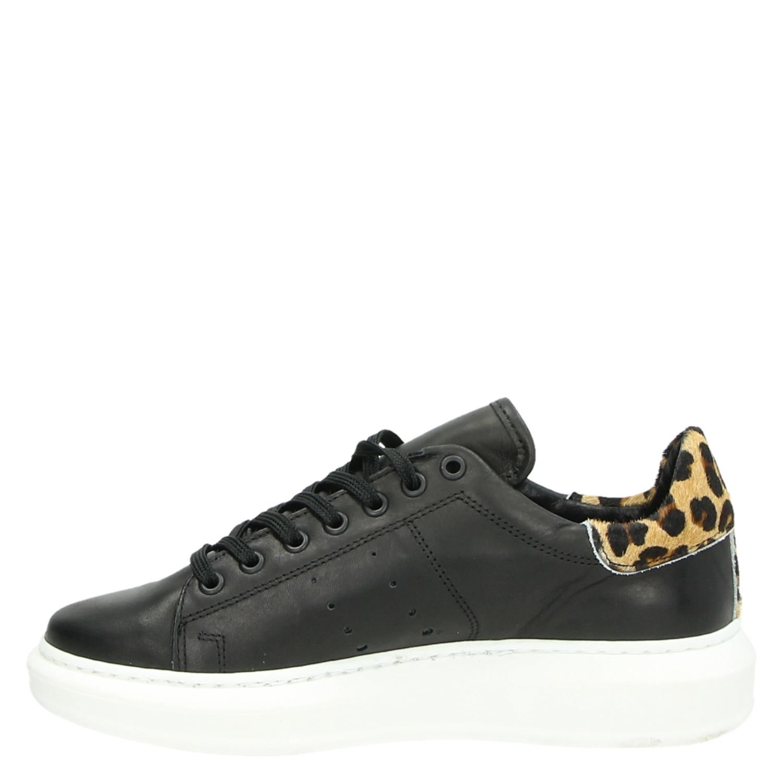 Sneakers Jaimy Tango T Zwart Dames 1 Platform w6XXCq8