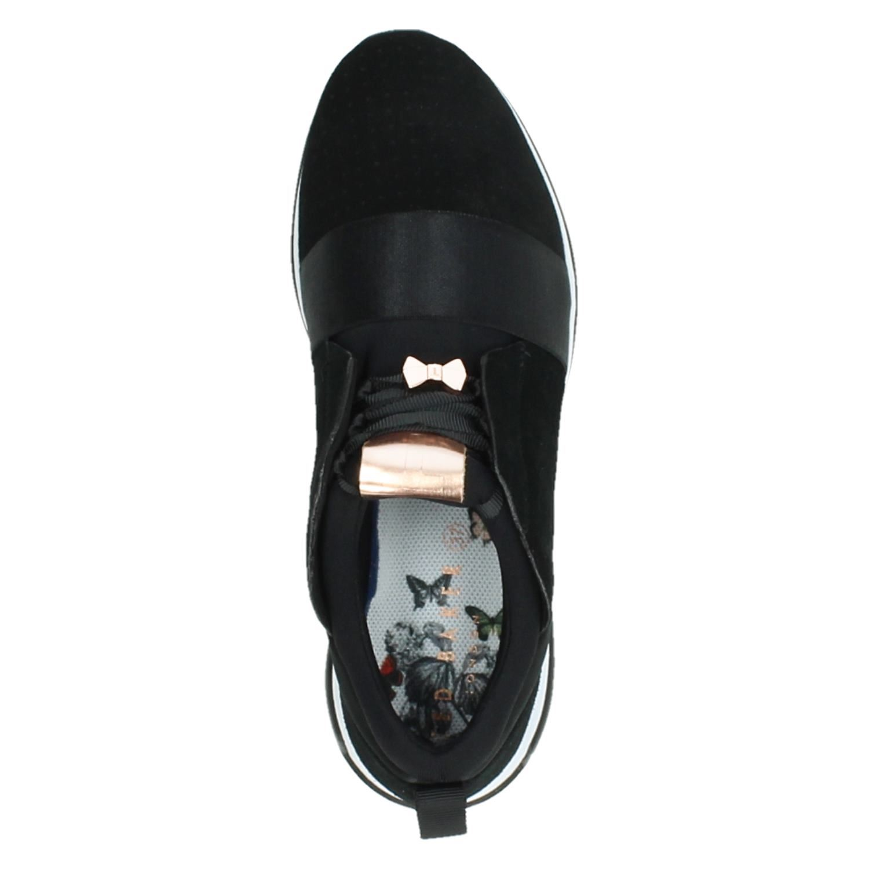 Ted Lage Dames Normaal Sneakers Zwart Cepas Baker Y6gmIvbf7y