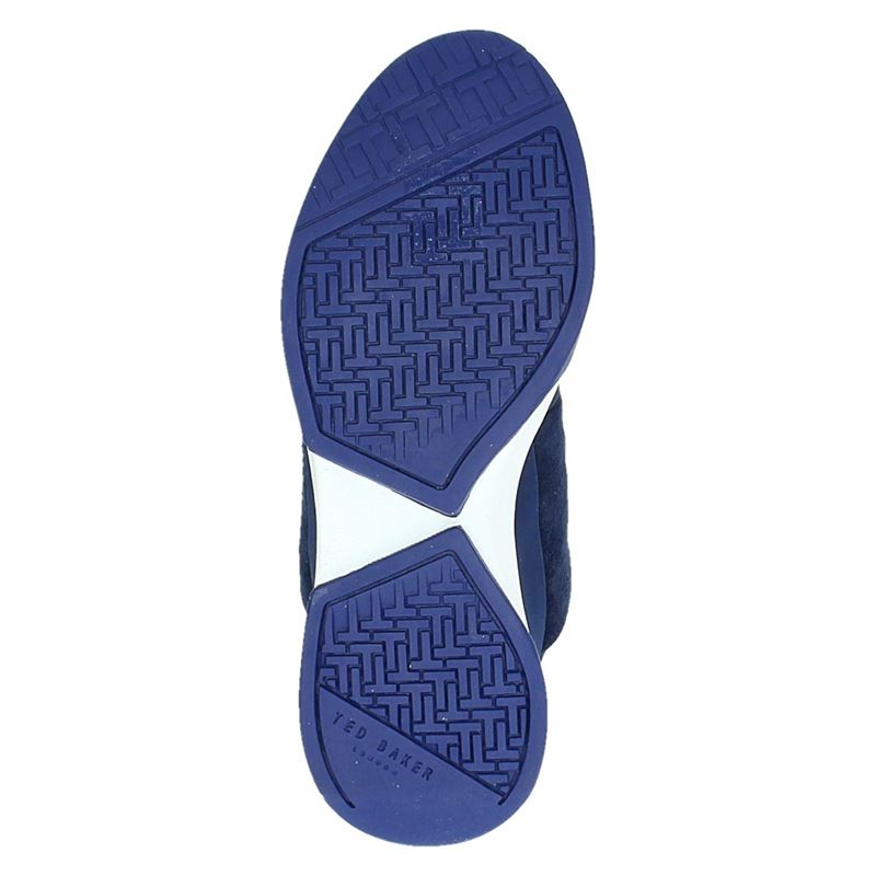 Ted Baker Cepas - Lage sneakers - Blauw