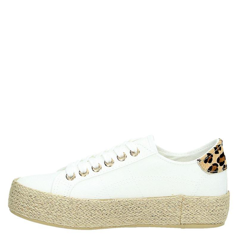 Mexx Chevelijn - Lage sneakers - Wit