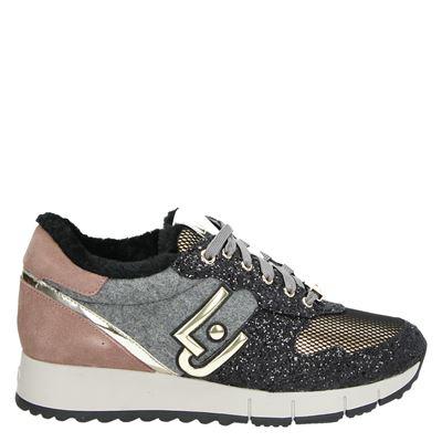LIU-JO dames sneakers grijs