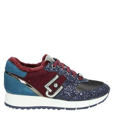 LIU-JO dames sneakers rood