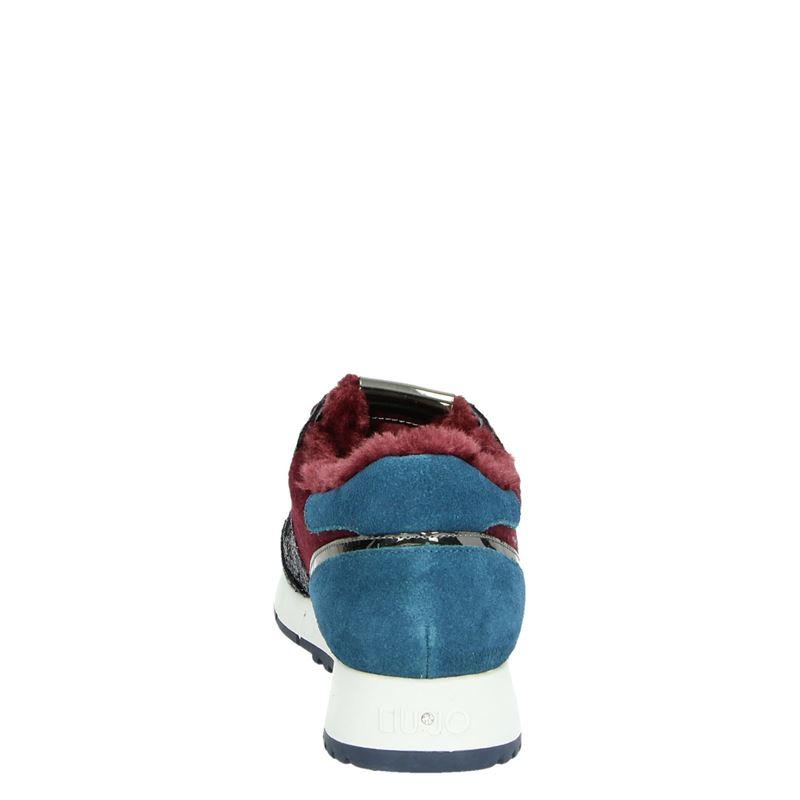 LIU-JO Gigi 02 - Lage sneakers - Rood