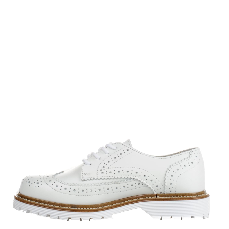 Chaussures Blanc Bronx Pour Femmes zYzWRCY5k4
