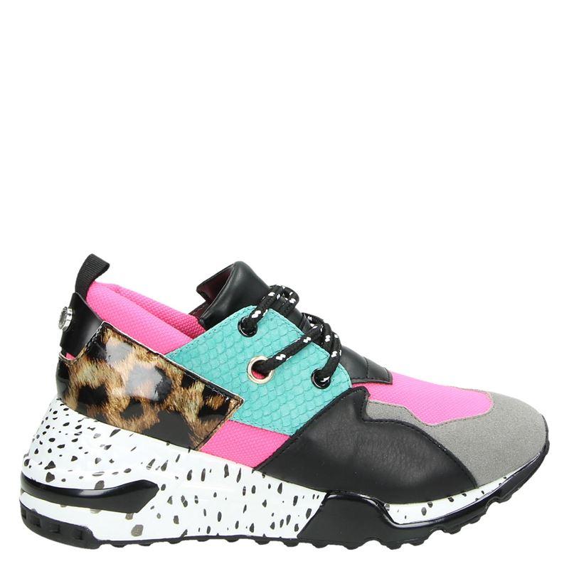 Steve Madden Cliff - Hoge sneakers - Roze