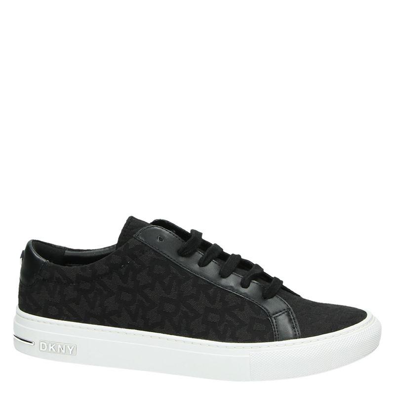 DKNY Court - Lage sneakers - Zwart