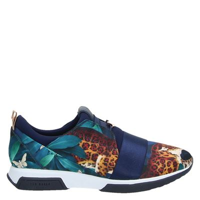 Ted Baker dames sneakers blauw
