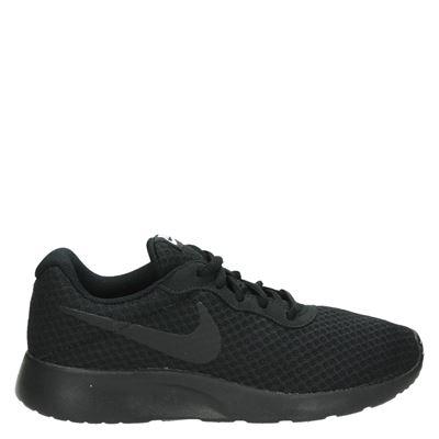 Nike dames sneakers zwart