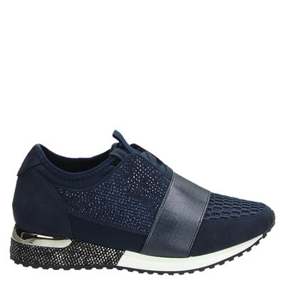 La Strada dames sneakers blauw