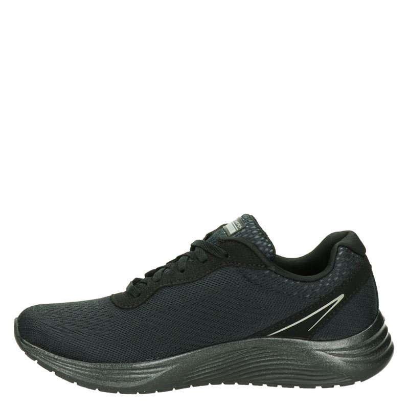 Skechers Dual-Lite - Lage sneakers - Zwart