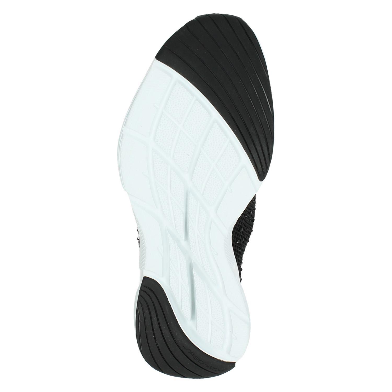 nieuwe gave zwarte sneakers Skechers maat 40