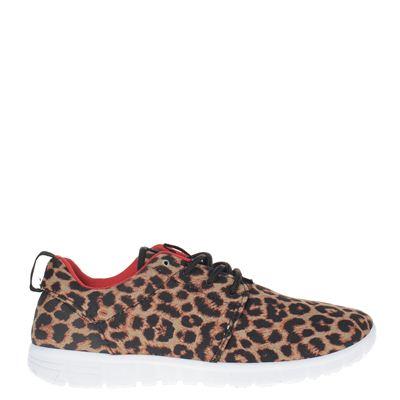Blink dames sneakers bruin