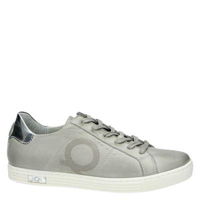 Aqa dames lage sneakers Grijs