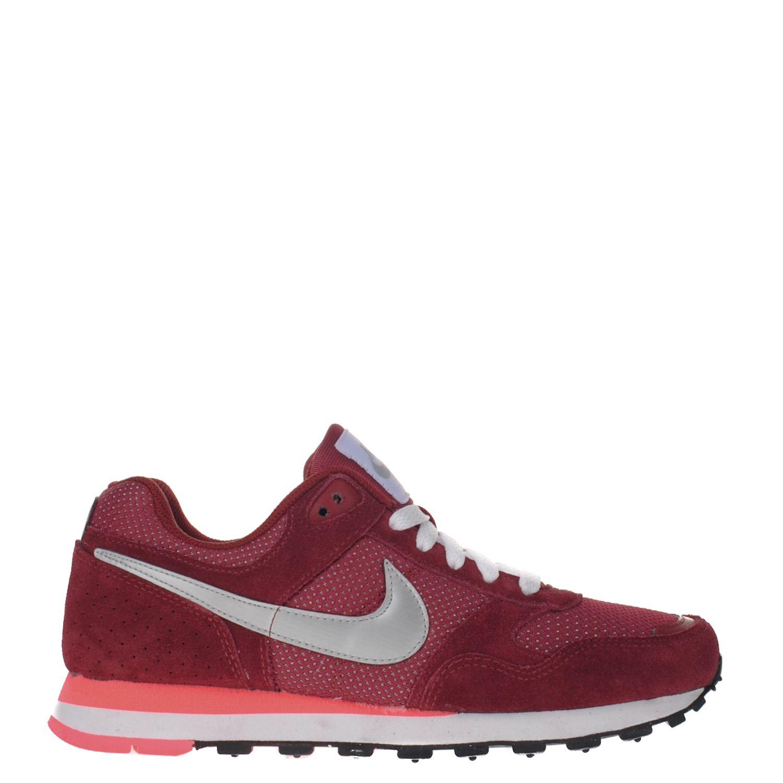 nike sneakers dames rood