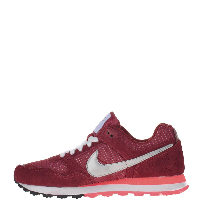 Nike Schoenen Dames Rood