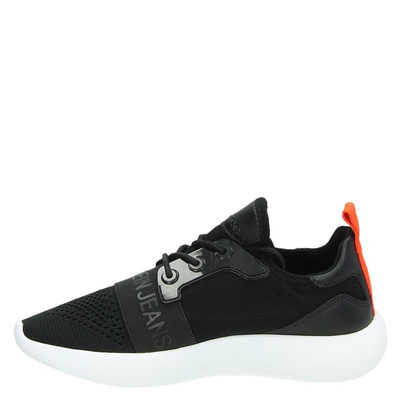 Calvin Klein Meryl - Lage sneakers - Zwart