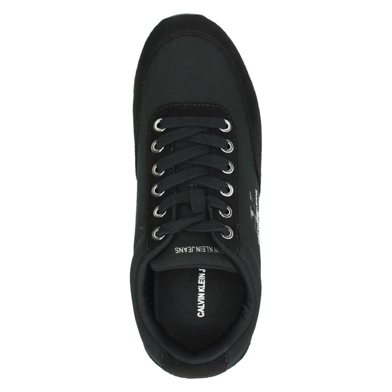 Calvin Klein Tabata - Lage sneakers - Zwart