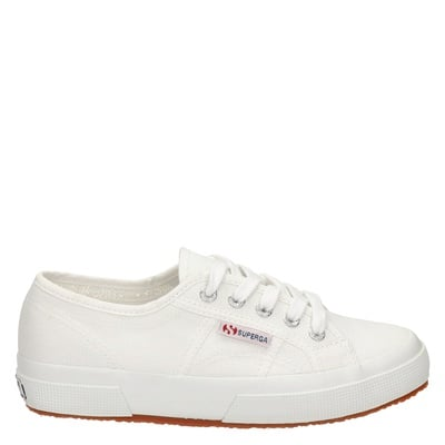 Superga dames sneakers wit