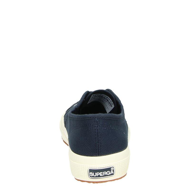 Superga Classic - Lage sneakers - Blauw