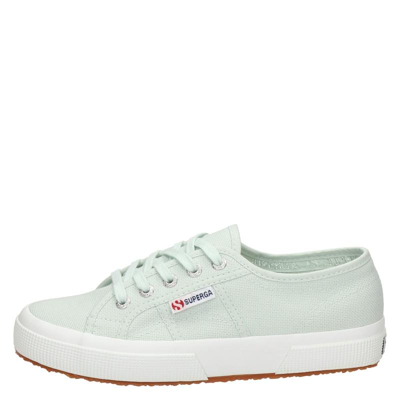 Superga Classic - Lage sneakers - Groen