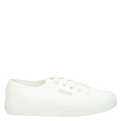 Superga dames sneakers wit