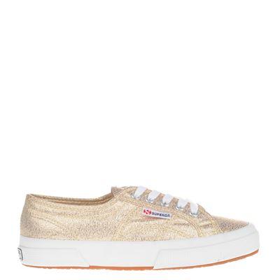 Superga dames sneakers goud