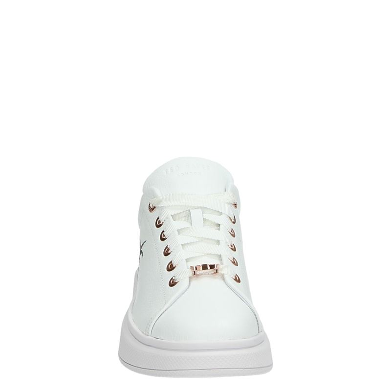 Ted Baker Ailbe 4 - Lage sneakers - Wit