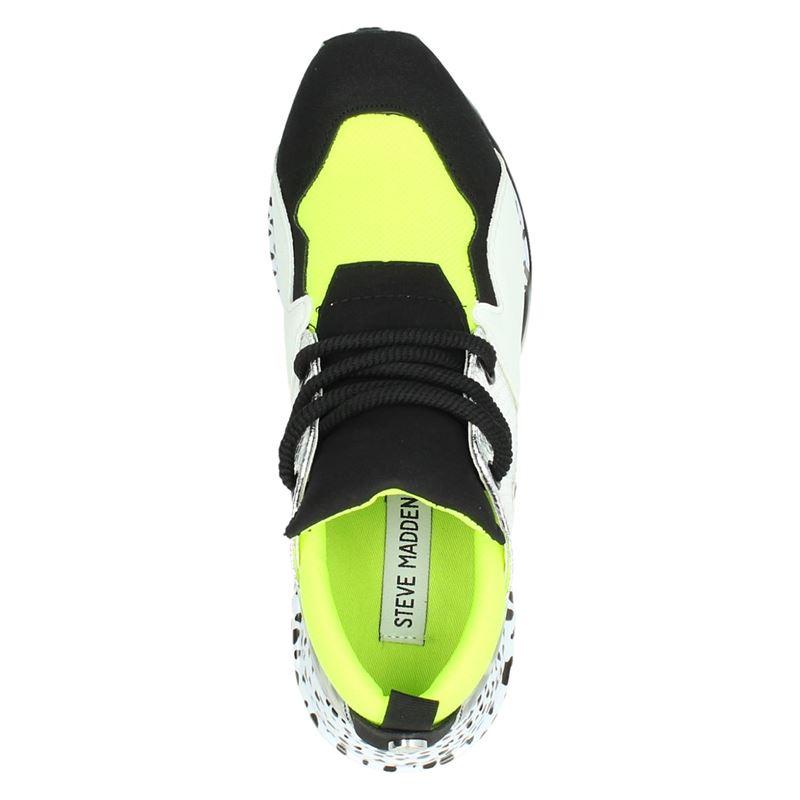 Steve Madden Cliff - Dad Sneakers - Geel